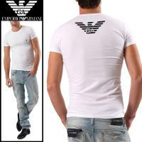 エンポリオアルマーニ Tシャツ メンズ ブランド 半袖 エンポリ 111275-CC725 アルマー...