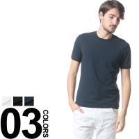 ストレッチ性のある素材を使用したアンダーTシャツです。服にひびきにくい無地の3色展開。レイヤードスタ...