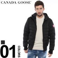 CANADA GOOSE(カナダグース)より人気のCABRIHOODY。体にフィットするようダウンを...