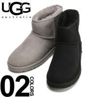 UGG定番クラシックブーツです。レディースで人気のモデルをメンズ仕様にアップデート。コーディネートに...