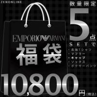 アルマーニ 福袋 EMPORIO ARMANI EA7 エンポリオ ブランド福袋 5点入り 10,800円 送料無料 数量限定 12/21から順次発送 【17福袋】【返品不可】