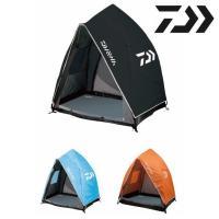 耐久性に優れた厚いナイロン生地を使用したかっちりテント インナーシート付きで快適空間、雨・寒さ対策に...