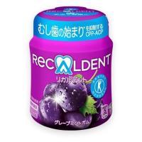 <リカルデント<グレープミント>ボトルR140g入 1個   【日本歯科医師会 推薦商品】 モ...