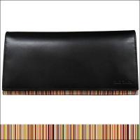 英国の伝統的なスタイルにウィットやユーモアといった遊び心をスパイスとして加えたポールスミスの財布です...