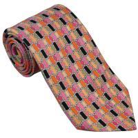 エミリオ プッチ EMILIO PUCCI 紳士ネクタイ necktie シルク100% イタリー製 p8009x7 ギフト プレゼント 贈答品 記念品