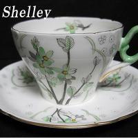 シェリー カップ&ソーサー (果樹の花)