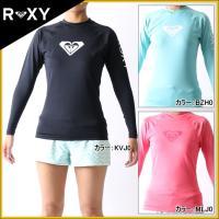 ■ブランド:ROXY(ロキシー) ■モデル:Hearted ■タイプ:女性用長袖ラッシュガード ■素...