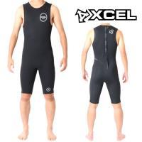 ■ブランド:XCEL(エクセル) ■モデル:AXIS ■タイプ:男性用ショートジョン ■生地厚:2m...