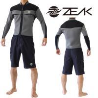 ブランド:ZEAK SPORTS(ジークスポーツ) モデル:タフラインウェットスーツ タイプ:男性用...
