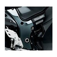 【適合車種】GSX1300R(隼) 【適合型式】EBL-GX72B 【備考】※写真はクロームメッキで...