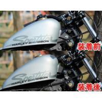 【適合車種】XL1200X/V スポーツスター(SPORTSTER)XL(04Y〜)※1200C等1...