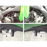 【適合車種】Z125 PRO(プロ) 【商品説明】万が一の転倒ダメージを最小限に防ぎます。 ●装着は...