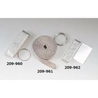 【サイズ】35×2300mm 【商品説明】むき出しのマフラー等に巻きつけることでライダーを熱から保護...