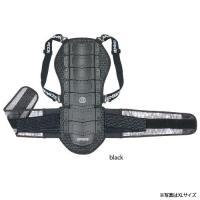 【カラー・サイズ】ブラック・Lサイズ 【商品説明】欧州CE規格を取得した脊椎プロテクター。 ●ピボッ...