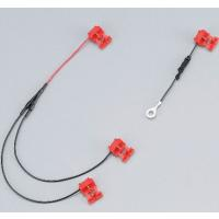 LEDウインカー装着時に、ウインカーインジケーターランプおよびウインカー点滅の誤作動を補正するパーツ...
