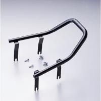【適合車種】GSX250FX 【商品説明】スチール製。 ●パイプ径は19.1mm ●ブラック:電着塗...