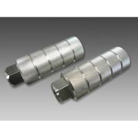・タンデムステップ・アルミ製CNCの極太タイプ・汎用タイプ・ステップ仕様・太さ38mm、幅91mm・...