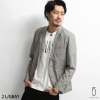 テーラードジャケット メンズ  【ZIP FIVE】より、当店モデルMatsuがプロデュースしたテー...