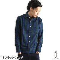 ホリゾンタルカラーシャツ メンズ  オリジナルブランド【ZIP FIVE】より、気品のある今旬なホリ...