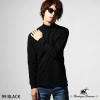 Tシャツ メンズ  【Horizon Dream】より、長袖モックネックTシャツが登場。使い勝手の良...