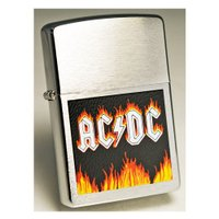 ZIPPO [ジッポー] USAミュージックシリーズ AC/DC No.24277  ▼ベースジッポ...