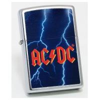 ZIPPO ジッポー AC/DC No.28453  ▼ベースジッポー : No.207 ストリート...