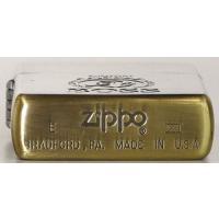 缶コーヒーBOSS柄B.古美色ブラス1995年製ジッポー ZIPPOライター ジッポライター zippoworld 04