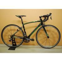 ☆基本性能を充実させたエントリーロードバイク。フルカーボンフォークに2×8速の新型ShimanoCl...