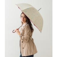 遮光率・UV遮蔽率99.9% ブラックコーティング晴雨兼用 ジャンプ傘 カラフル小花柄