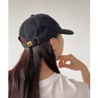 帽子 キャップ 【newhattan】  ニューハッタン キャップ STONE WASHED TWILL CAP