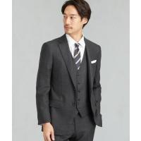 [レダ] REDA バーズアイ 2B RV NT HP スーツジャケット
