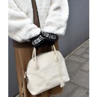【warm heaven】 snow warm globe 雪柄 ニット手袋