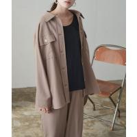 【ポケット付き】CPOジャケット/CPOシャツジャケット/セットアップ