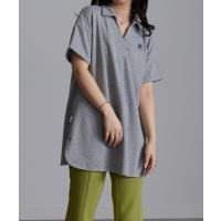 ポロシャツ <FILA/フィラ>接触冷感カノコポロシャツ