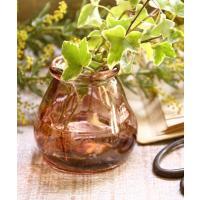 花瓶 VALENCIA リサイクルガラス ミニフラワーベース CERO