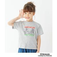 tシャツ Tシャツ 【100-160cm】スーパーマリオTシャツ