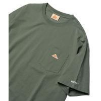 tシャツ Tシャツ WEB限定 KELTY×FREAK'S STORE/ケルティ 別注MINIロゴ ポケットTシャツ/ポケT/ビッグシルエット
