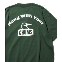 tシャツ Tシャツ WEB限定 CHUMS×FREAK'S STORE/チャムス 別注 アーチロゴ バックプリントTシャツ