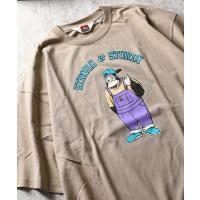 tシャツ Tシャツ WEB限定 BEN DAVIS×FREAK'S STORE/ベンデイビス 別注 ビッグシルエットプリントTシャツ/オーバーサイズ