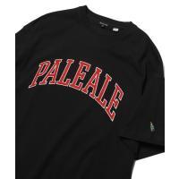 tシャツ Tシャツ WEB限定 カレッジロゴ 刺繍デザインTシャツ/PALE ALE