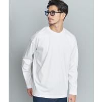 tシャツ Tシャツ 【WEB限定 WARDROBE SMART】 by NORITAKE クルーネック リラックス テーパード カットソー