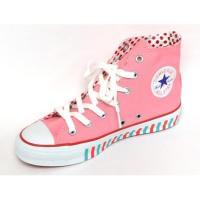 ■商品名:コンバース オールスターTWINS HI ■色:ピンク ■素材:アッパー/キャンバス、ソー...