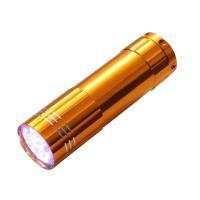 LED9灯ハンディライト  アウトドアや非常時に大活躍! 小型・軽量で、明るさ抜群!    高輝度L...