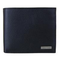 送料無料 カルバンクライン CK79215 Calvin Klein 財布 二つ折り財布 牛革 小銭入れ ブランド 父の日 79215
