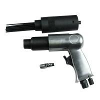 エアコンプレッサーに接続し使用するツール。 主に、コンクリートや壁などの破砕に用いられる。 強力な前...