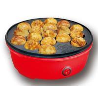 一度に18コも焼けるハイスペックたこ焼きメーカー♪  たこ焼きが家庭で簡単に出来るたこ焼き器です。 ...