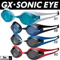 ●MIZUNO(ミズノ)GX・SONIC EYEノンクッションゴーグルN3JE6000|zyuen