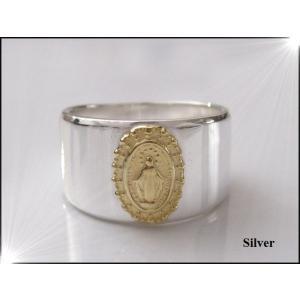 マリアの指輪(1)SV+G17号・18号・19号・20号・21号・22号・23号/シルバー(メイン)(補722)|0001pppcom
