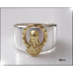 マリアの指輪(2)SV+G17号・18号・19号・20号・21号・22号・23号/シルバー(メイン)(補722)|0001pppcom
