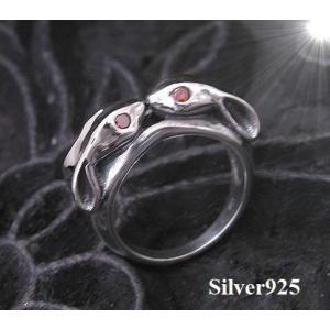 うさぎの指輪(2)RCZ07号・09号・11号・13号・15号和柄動物  (メイン)/ 0001pppcom